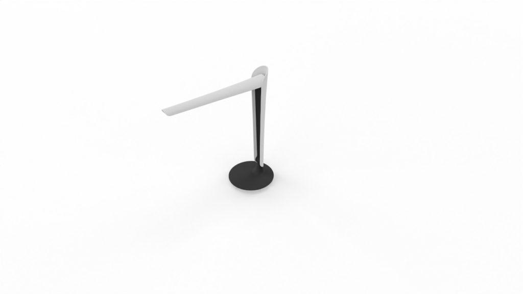 1. Lampada Tulipano - accessori per ufficio