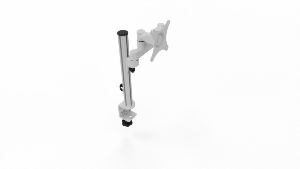 4. Braccio portamonitor V5 - accessori per ufficio